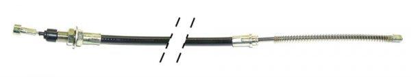 Toyota (Left Hand) Brake Cable ES Forklifts