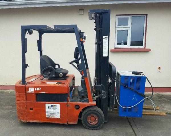 Nissan GN01L18U ES Forklifts