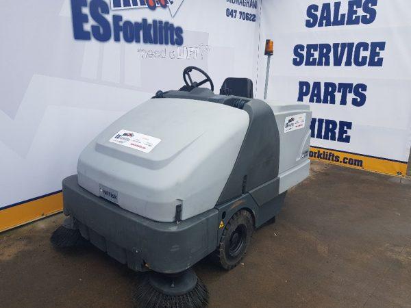 Nilfisk SR1601 B Sweeper ES Forklifts