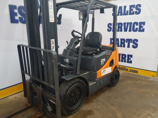 Doosan D25-5 ES Forklifts