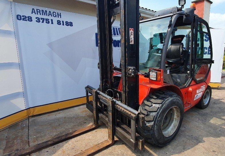 Manitou MSI 40 ES Forklifts