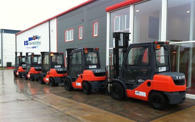 New_toyota_forklifts - ES Forklifts